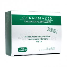 Germinal 3.0 Tratamineto Antiaging Ampollas