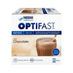 Optifast Chocolate 9 Sobres X 54 G