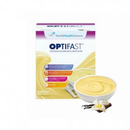 Optifast Natillas Vainilla 9 Sobres x 54G