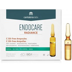 Endocare C Oil-Free Ampollas