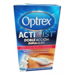 Optrex Actimist Spray Ojos Secos