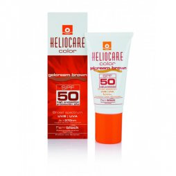 Heliocare Gel cream Brown Spf50 50ml
