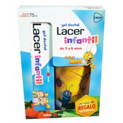 Lacer Gel Fresa+Regalo