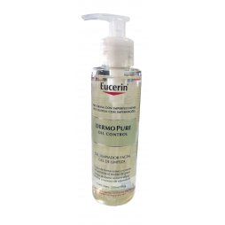 Eucerin Dermo Pure Oil Gel 200ml