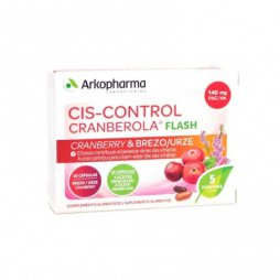 Cranberola Flash 20 Capsulas