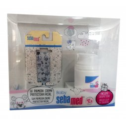Sebamed Crema Facial 50ml + Cinta Chupete