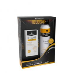 Heliocare Pack 360º Water Gel + Spray Invisible