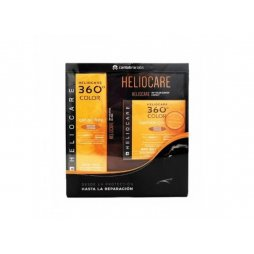 Heliocare Pack 360º Bronze Intense + Cushion Compact